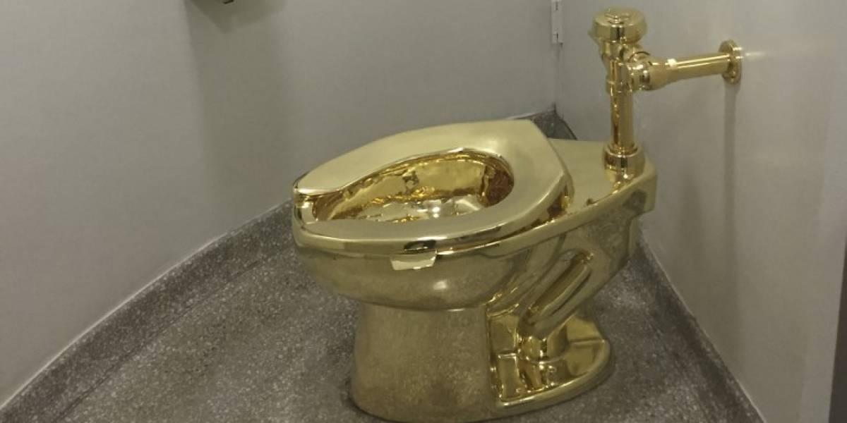 La Casa Blanca pidió prestado a museo una pintura de Van Gogh, pero le ofrecieron un inodoro de oro
