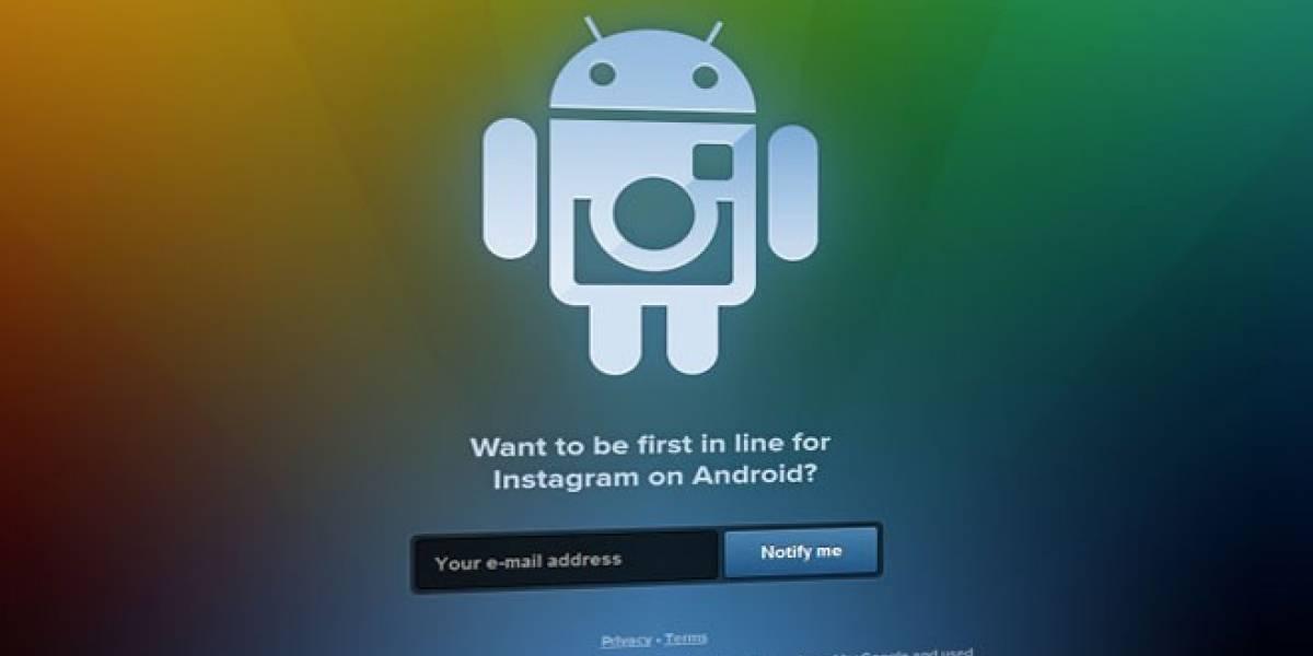 Instagram para Android ya tiene 5 millones de descargas
