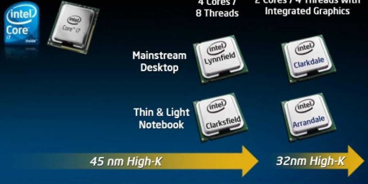 Intel elimina Havendale: va por Clarkdale