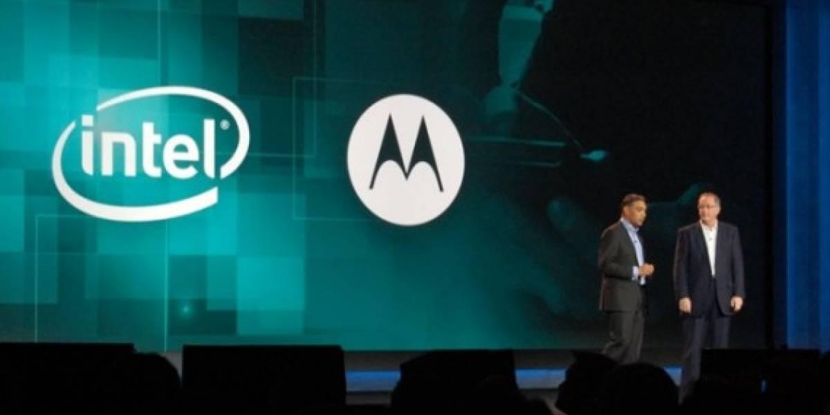 Motorola e Intel envían invitaciones para evento conjunto en Londres