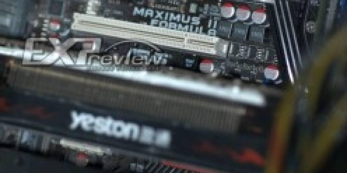 Hacen SLI en placa Intel X38 y P45