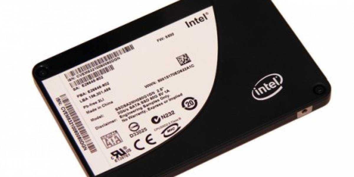 Detalles de los SSD de Intel a 34nm