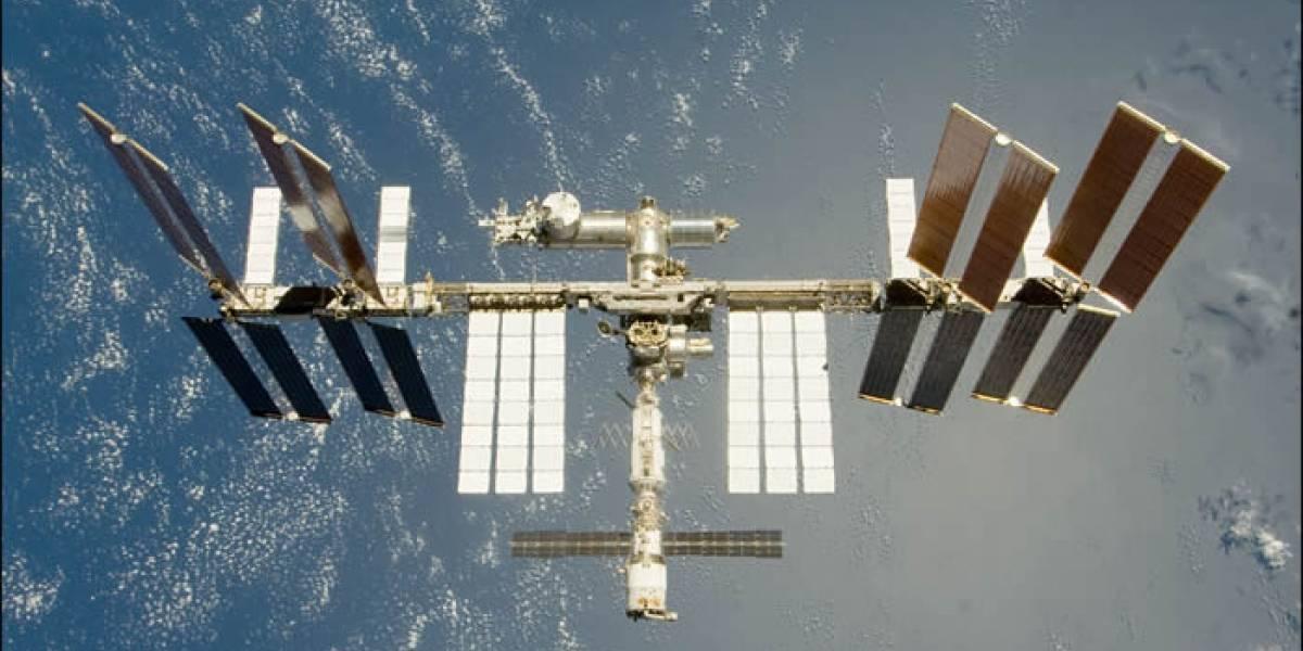 Estación Espacial Internacional se la pasa esquivando basura orbital