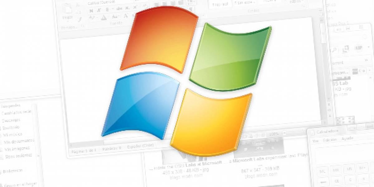 Explicando: Los diferentes desarrollos de Windows 7