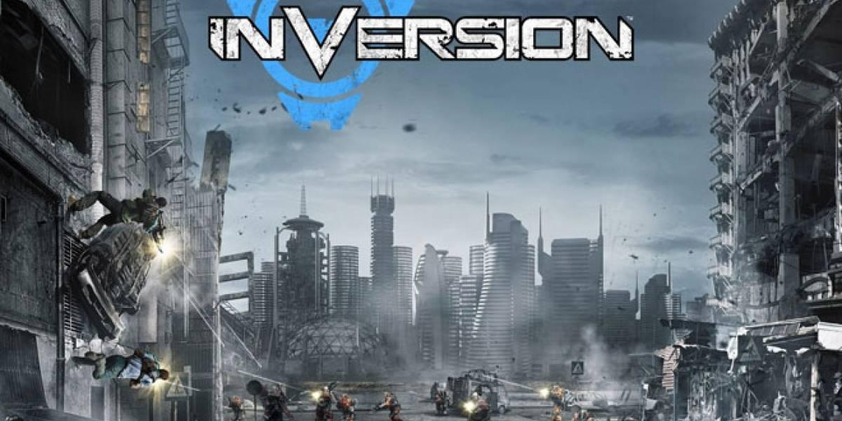 Nuevo trailer de Inversion nos muestra cómo será la jugabilidad