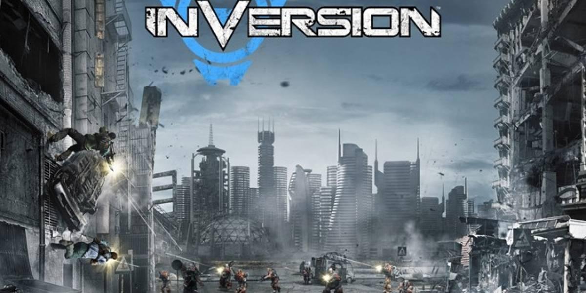 Se revela fecha de lanzamiento de Inversion