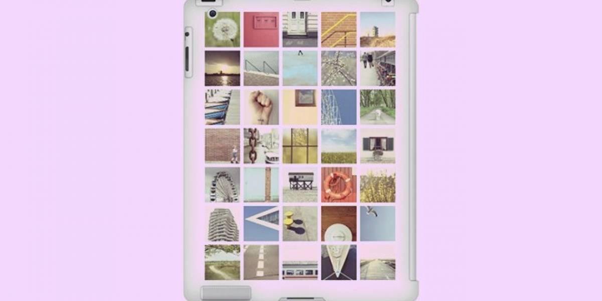 Ya puedes tener una funda para iPad con tus imágenes de Instagram