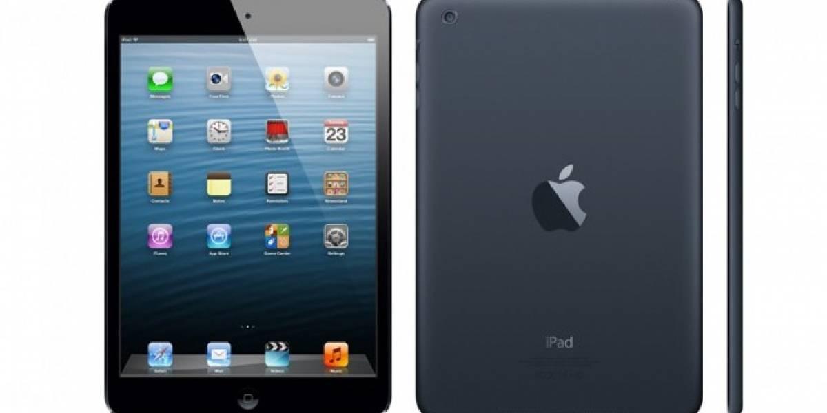 Se vendieron tres millones de iPad en tres días