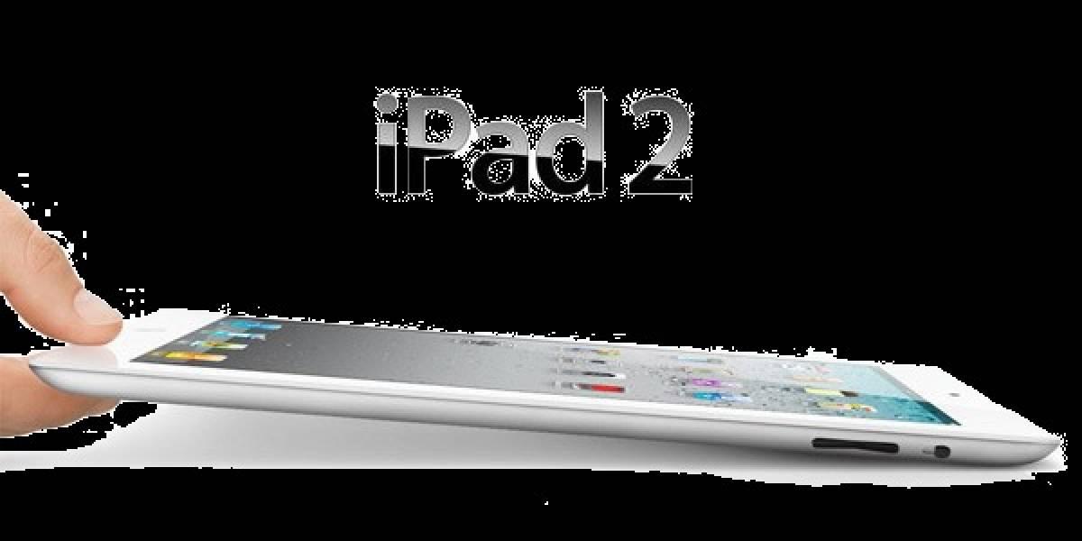 Apple podría presentar iPad 2 más barato junto con el iPad 3