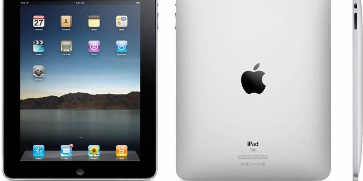 Apple posee 95% del mercado de los tablets