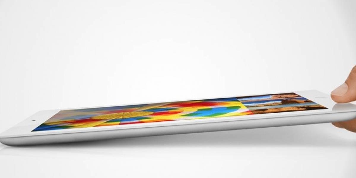 Apple presenta el iPad de cuarta generación