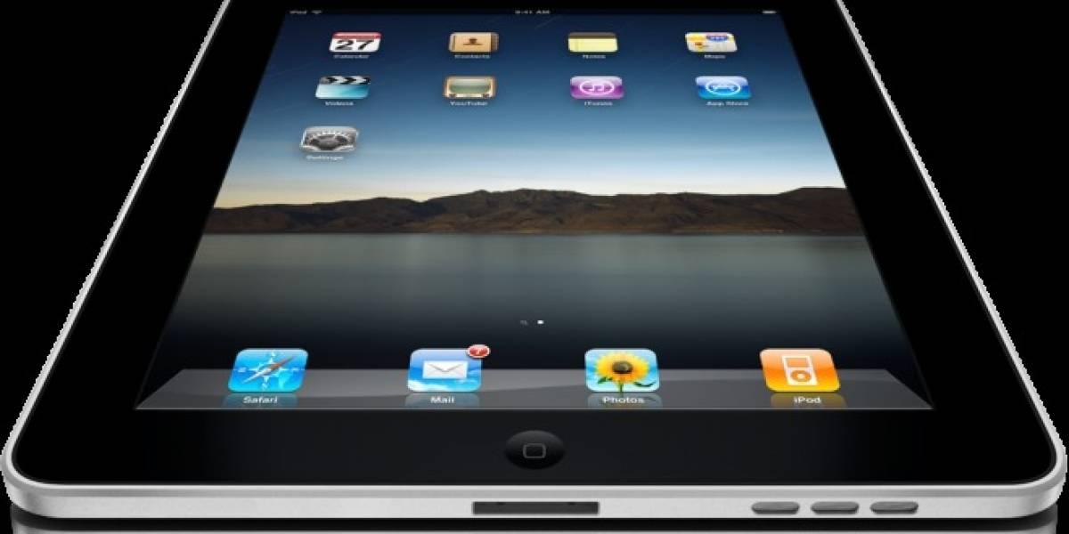Apple recibe patente sobre el diseño del iPad original