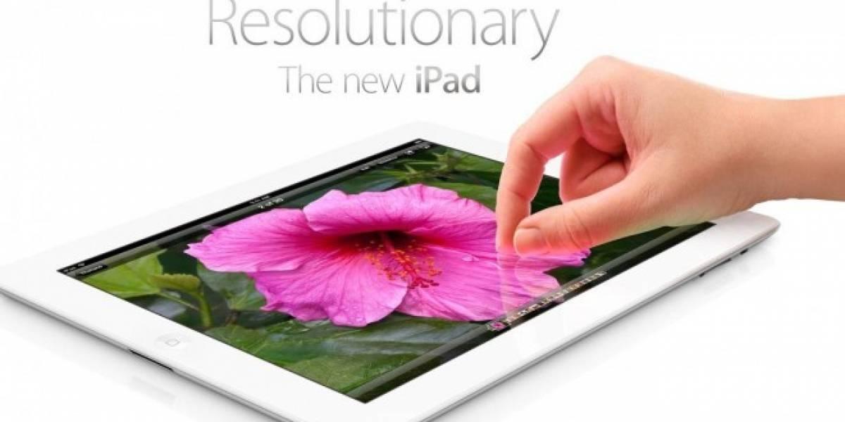 Una lista de aplicaciones que brillarán en la Retina Display del nuevo iPad