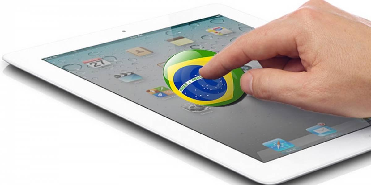Foxconn planea fabricar el iPad 2 en Brasil
