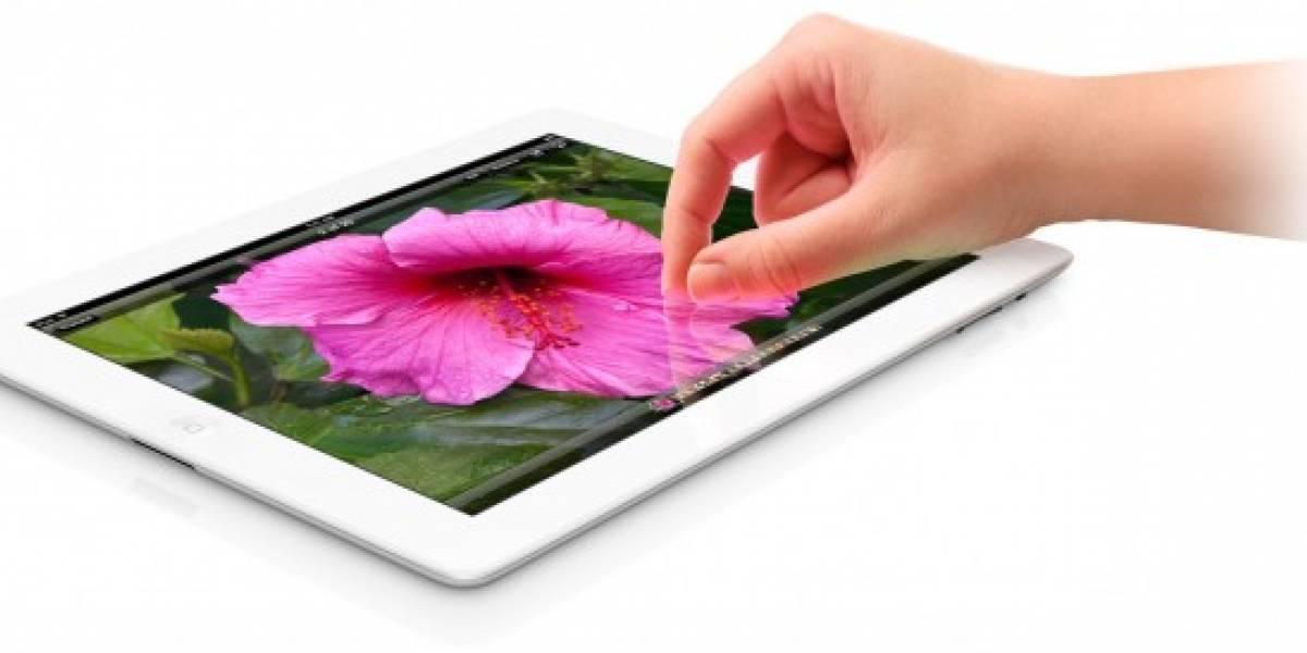 Chile: El iPad sale a la venta el 11 de mayo