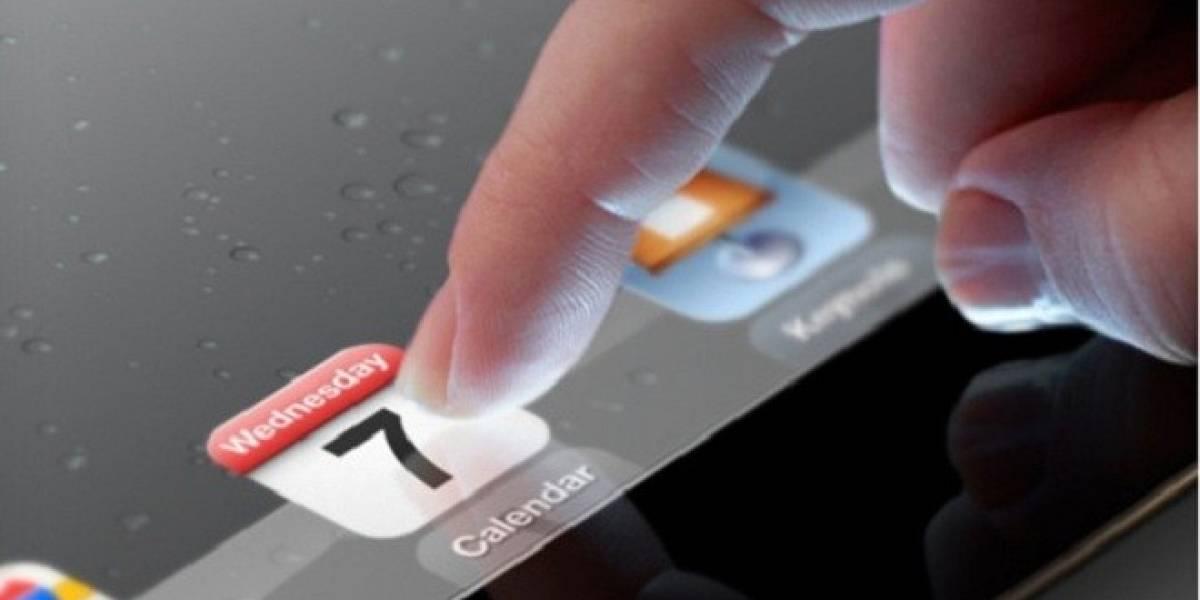 Es oficial: El iPad 3 será develado este 7 de Marzo