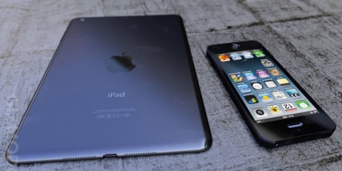 Explican los motivos del retraso en el iPad Mini
