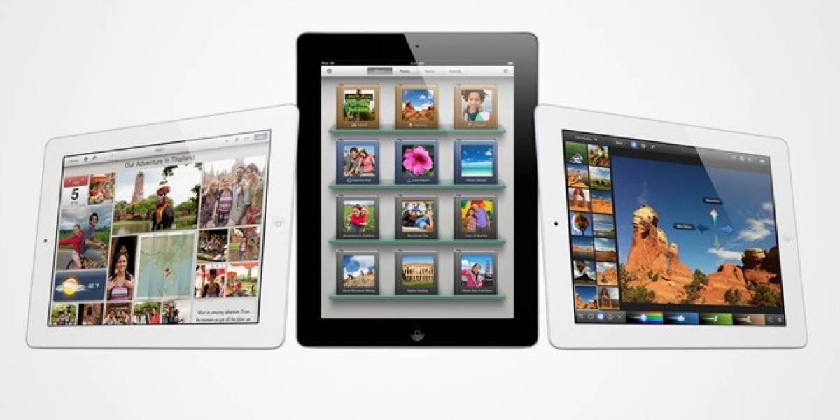 Sale iPad a la venta en China sin que se reporten incidentes