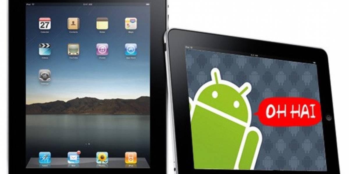Estudio dice: Las tabletas competencia del iPad cuestan demasiado