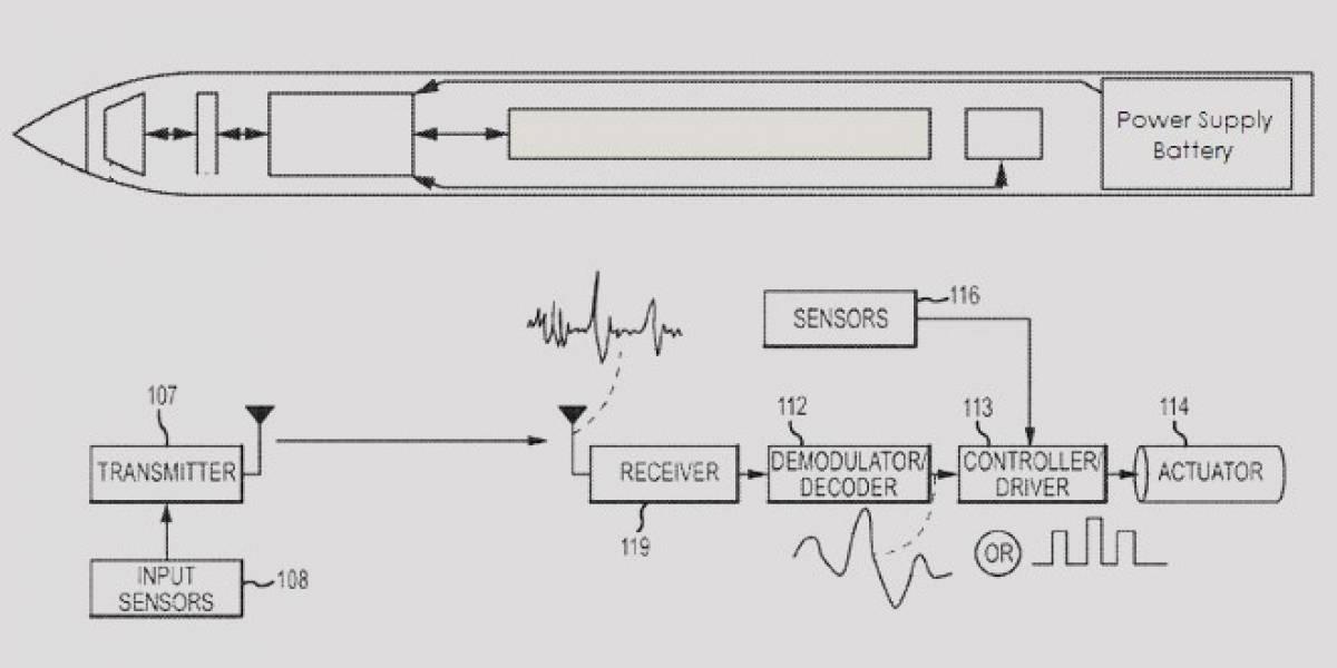 Patente del stylus óptico sería para fabricar un iPen
