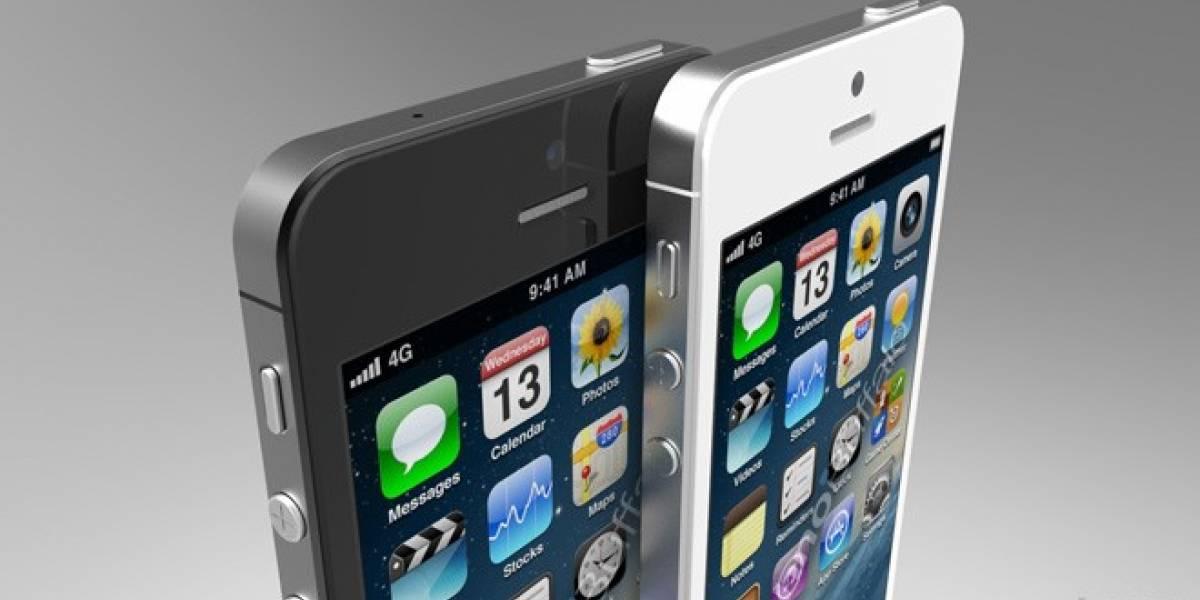 Apple habría confirmado indirectamente el lanzamiento del iPhone 5... (Sí, 5)