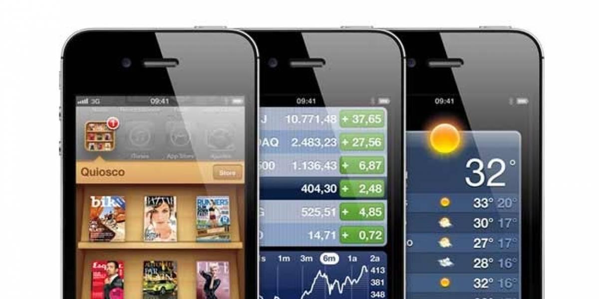 España: Orange y Vodafone también venderán el iPhone 4S desde mañana