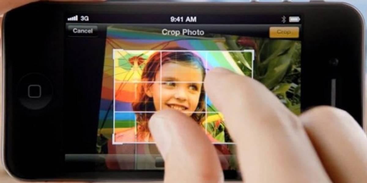 Nuevos spots publicitarios del iPhone 4S