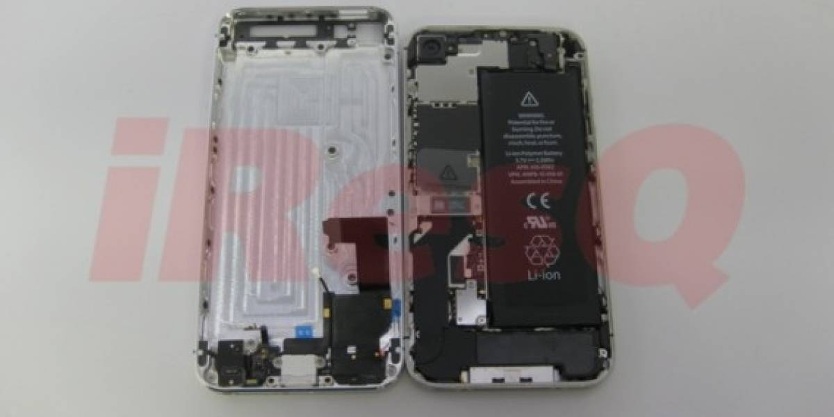 Las piezas filtradas del nuevo iPhone parecen calzar perfecto
