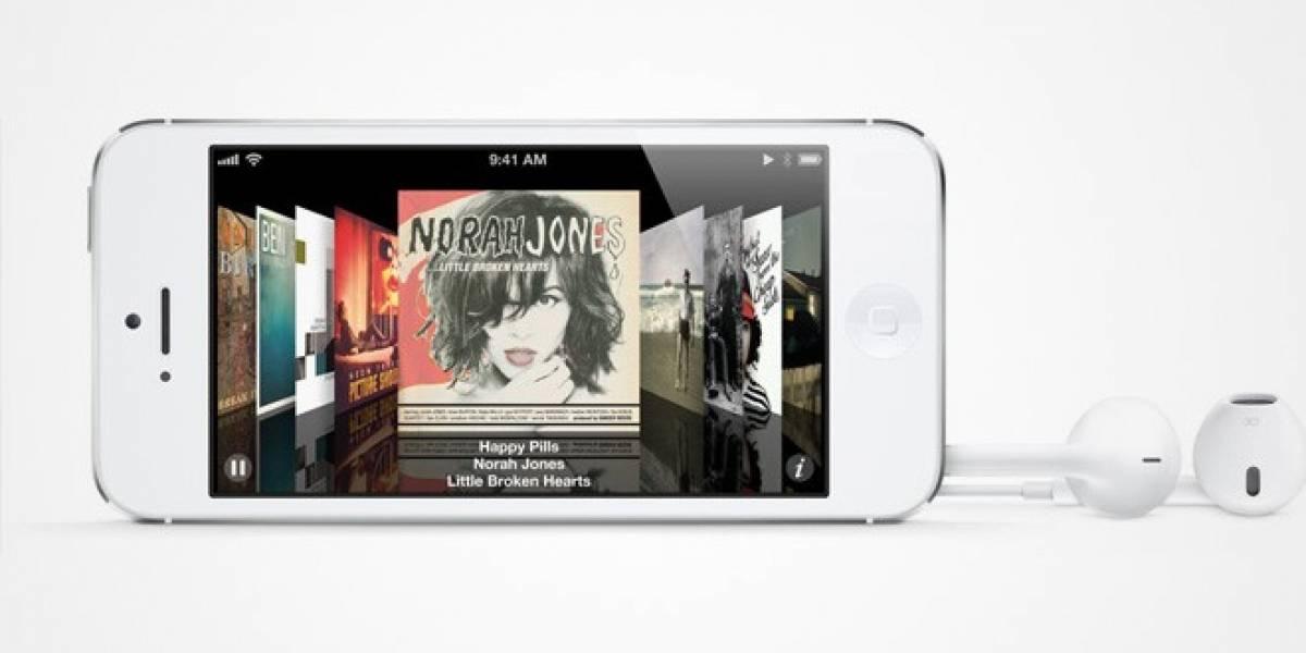 Se agotaron los iPhone 5 para preordenar en Estados Unidos