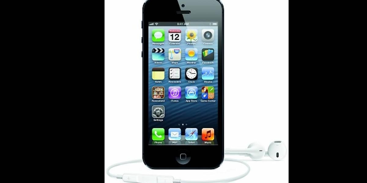 Aparentemente ya hay fecha de salida para el iPhone 5 en México