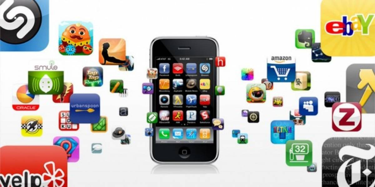 Infografía: El mundo móvil en 60 segundos