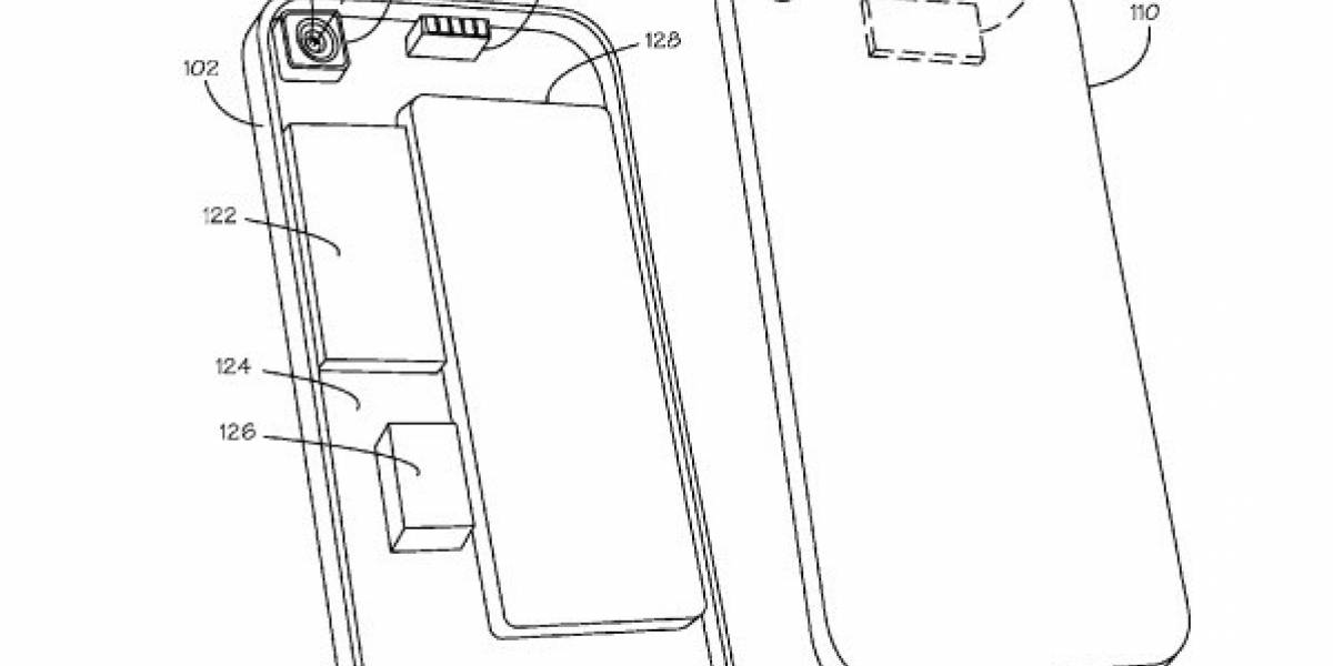 Apple pide patente para paneles traseros reemplazables con distintos lentes para cámara