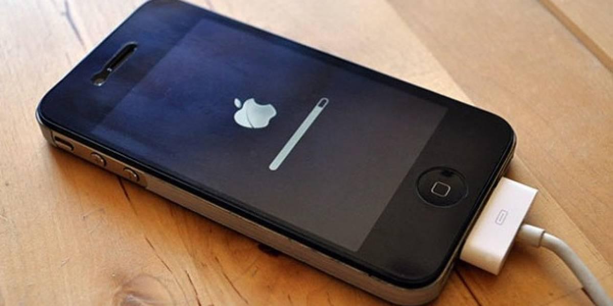iOS 5.1 Golden Master ya está listo para ser entregado a los desarrolladores