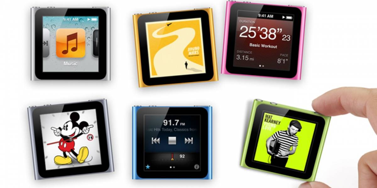 FayerWayer Labs: iPod Nano