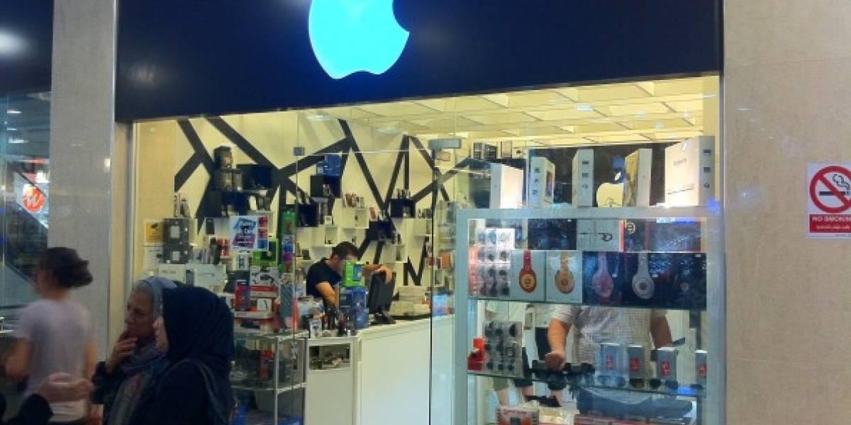 Irak por fin tiene su primera Apple Store... y es falsa