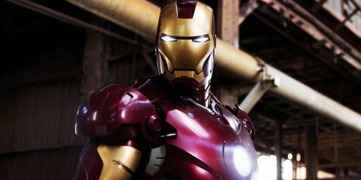 """WTF?: Estudiante de arte realiza un """"retrato"""" de Iron Man usando su propia orina"""