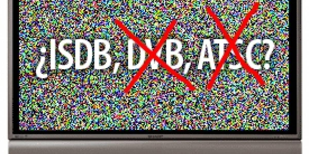 Chile elige ISDB-Tb para la televisión digital