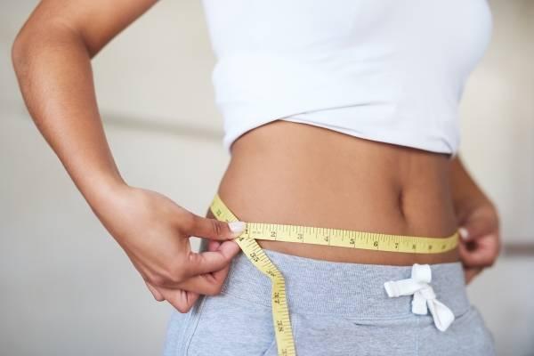 Es posible bajar de peso por estres