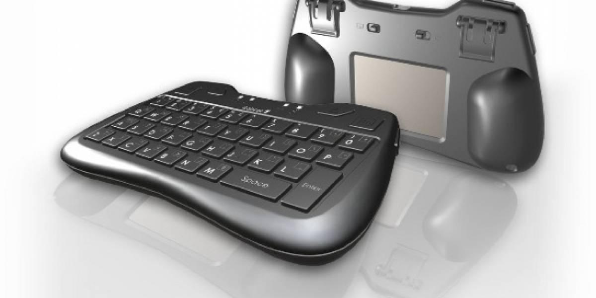 iTablet Thumb Keyboard: un teclado bluetooth para todos tus dispositivos