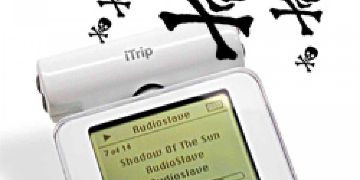 Transmitir con el iPod, legal en Inglaterra