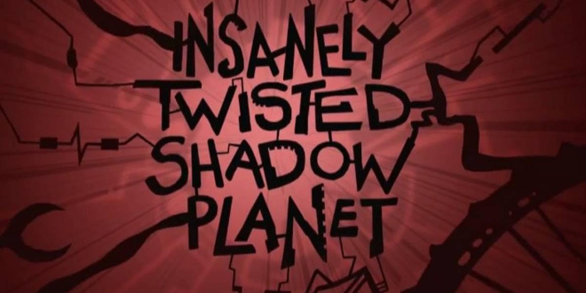Futurología: Insanely Twisted Shadow Planet podría llegar a las PC