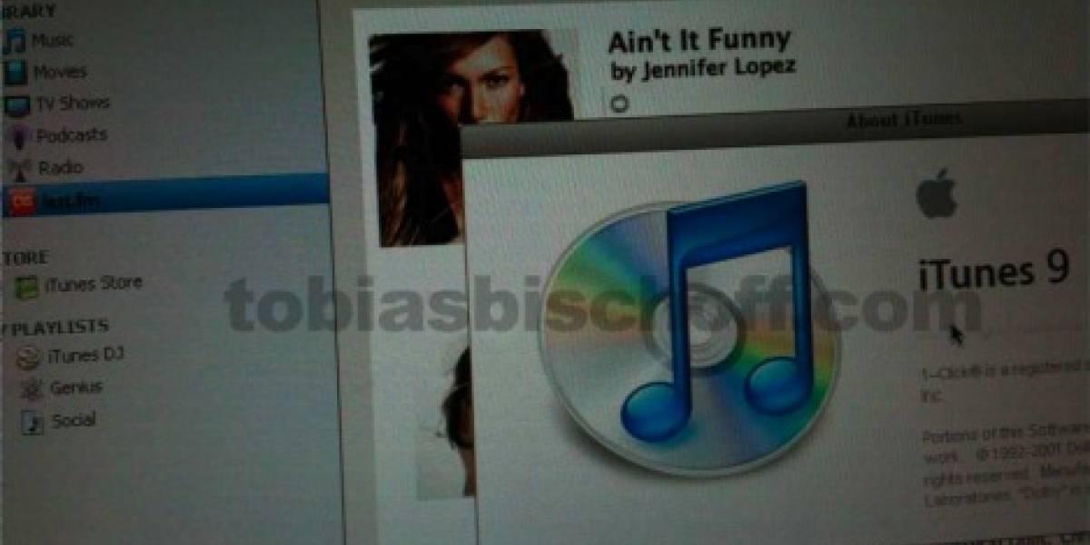 Rumores: Snow Leopard ya es Gold Master y iTunes 9 se filtra en imágenes