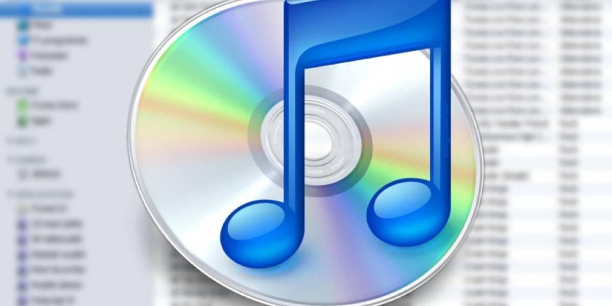 Apple podría actualizar iTunes integrando iCloud y la opción de compartir canciones