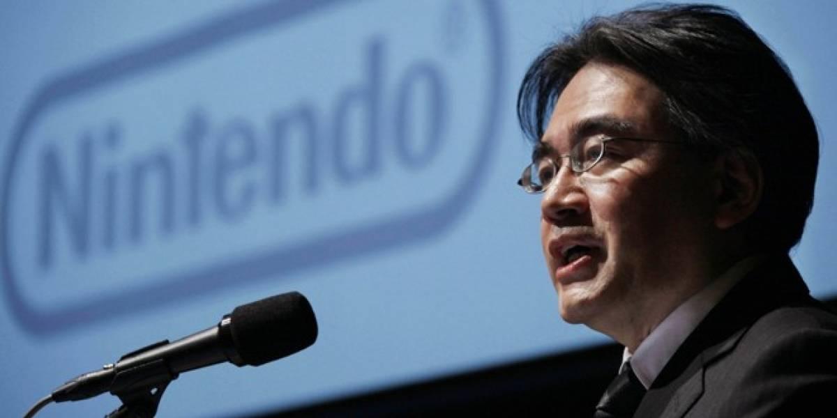 Satoru Iwata: Wii U se enfocará en los jugadores hardcore antes que en los casuales