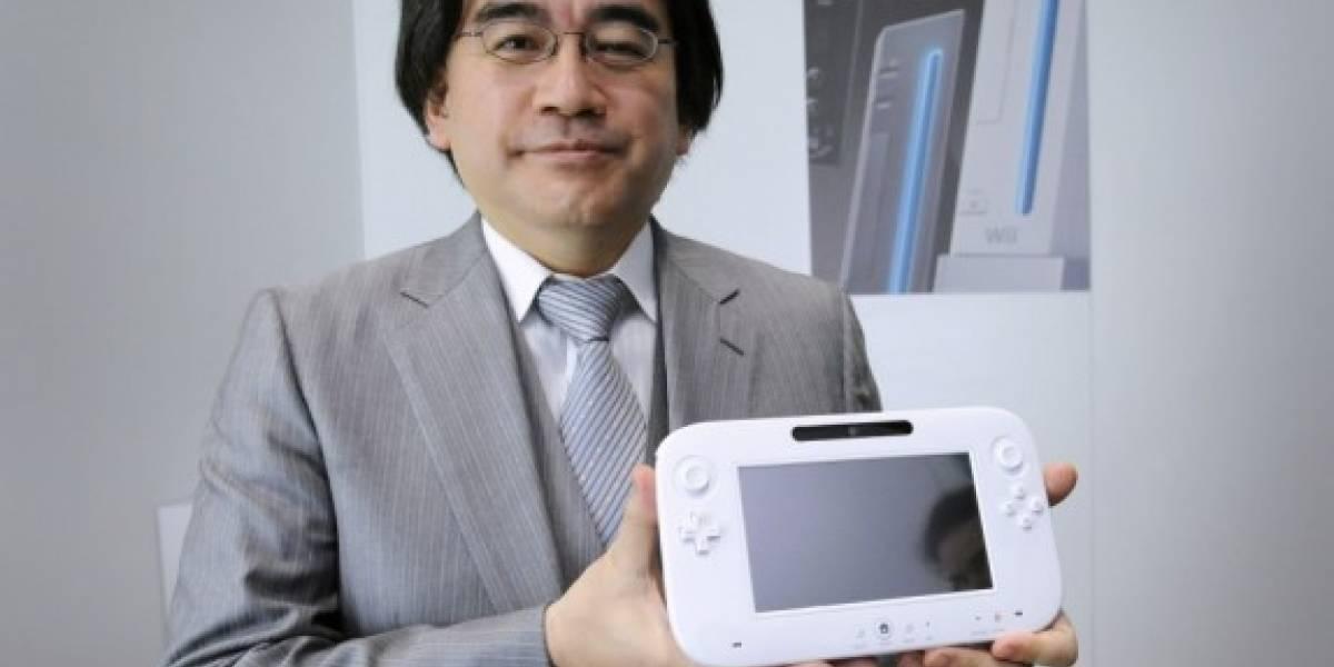 Iwata reitera que la Wii U se dirige también a los jugadores hardcore