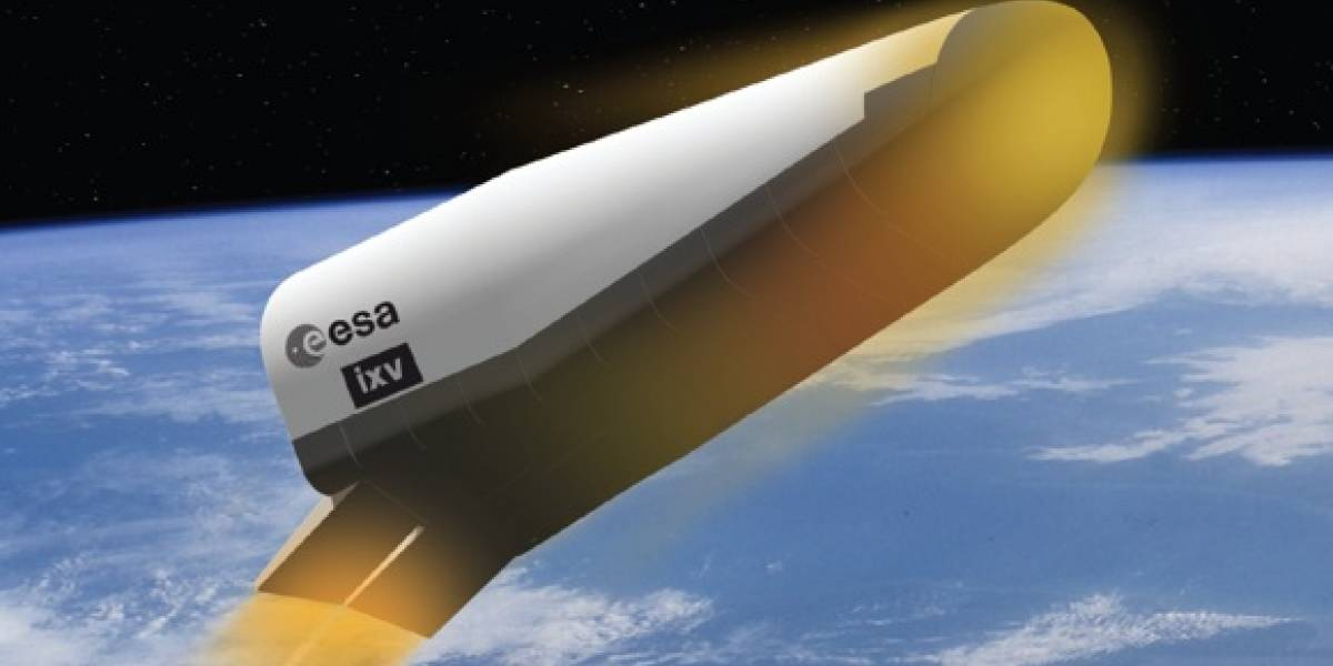 "La Agencia Espacial Europea lanzará en 2013 un prototipo de ""nave espacial reusable"""