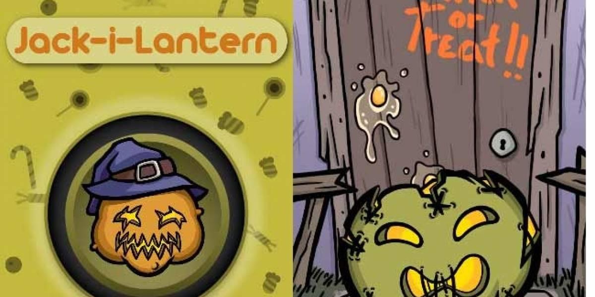 Llega Jack-i-lantern: El primer juego de Halloween español para iOS y Android