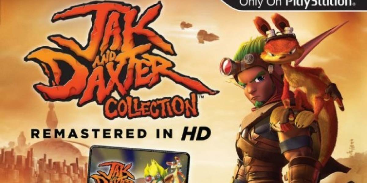 Jak and Daxter Collection llega en Febrero
