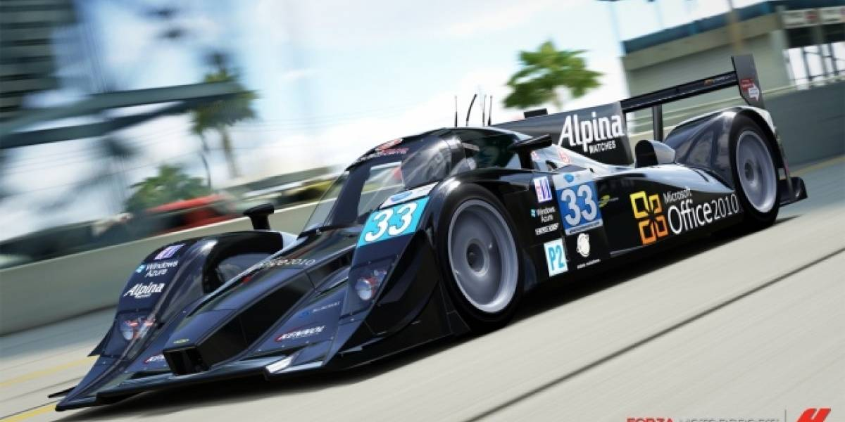 Estos son los autos descargables de Enero para Forza Motorsport 4