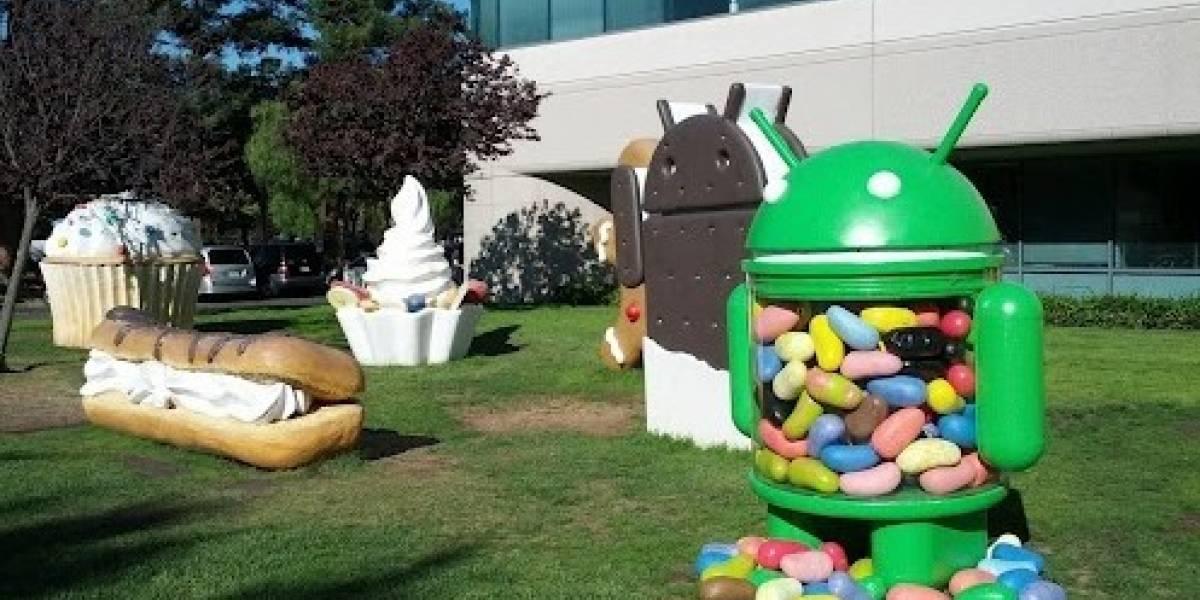 Según Google, Android llegó a las 500 millones de activaciones en el mundo